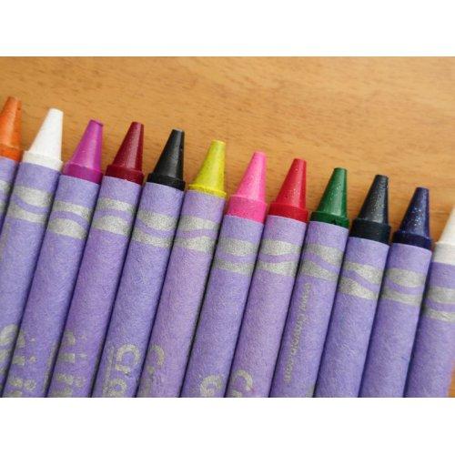 他の写真2: Crayola ラメラメクレヨン 16色