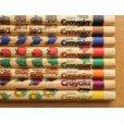 画像3: Crayola クレオラ かわいい絵柄の色えんぴつ8色 (3)