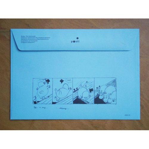 他の写真1: ★再入荷★フィンランド:ムーミン2009 FDE 封筒