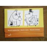 フィンランド:ムーミン'09切手&ポストカードセット
