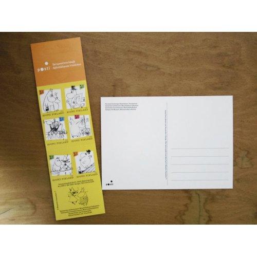 他の写真3: フィンランド:ムーミン'09切手&ポストカードセット