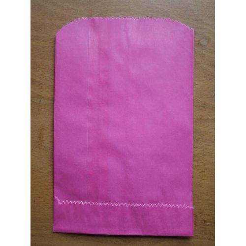 他の写真3: アメリカ カラーグラシン紙袋 (ピンク)