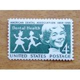 アメリカの切手:デンタルヘルス