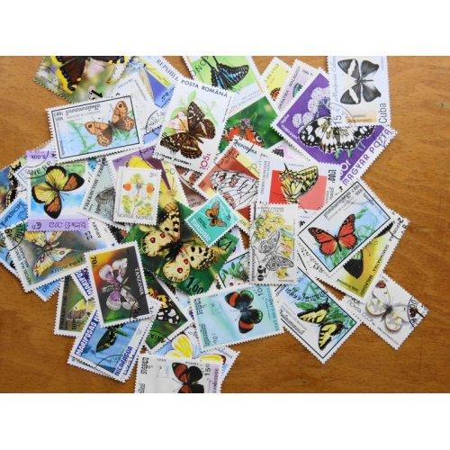 他の写真1: 蝶切手20枚入りパケット
