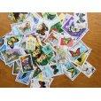 画像1: 蝶切手20枚入りパケット  (1)