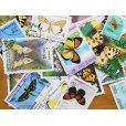 画像4: 蝶切手20枚入りパケット  (4)