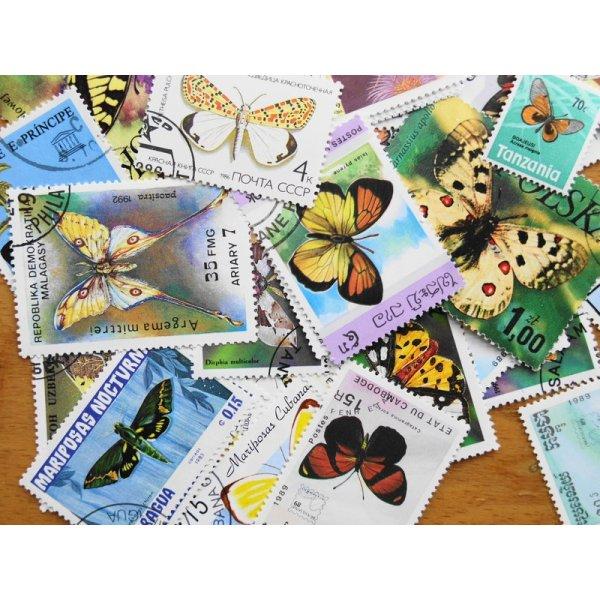 画像4: 蝶切手20枚入りパケット