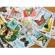 画像3: 蝶切手20枚入りパケット  (3)