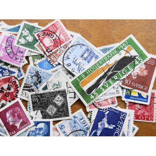他の写真2: スウェーデン切手20枚入りパケット