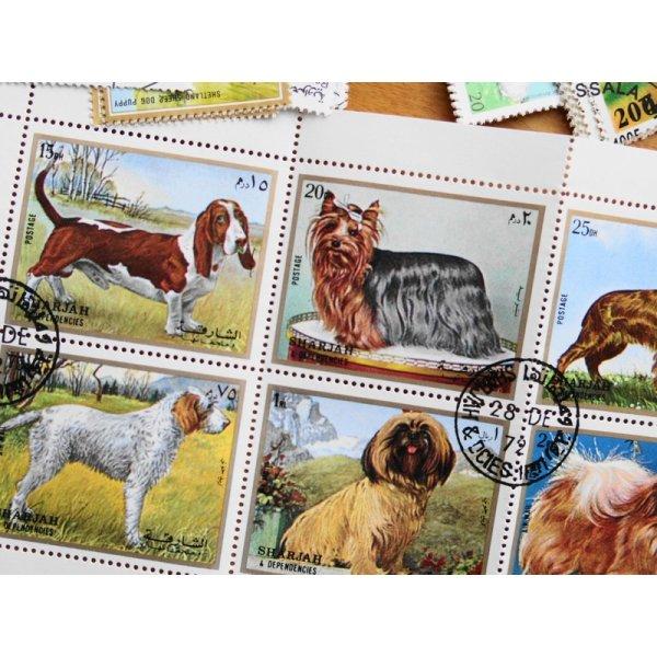 画像4: 犬切手20枚入りパケット