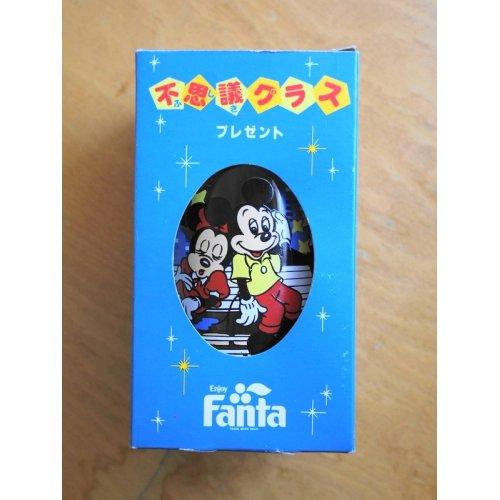 他の写真3: 昭和レトロ ファンタ ディズニー不思議グラス ミッキー&ミニー(1)