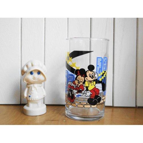 他の写真1: 昭和レトロ ファンタ ディズニー不思議グラス ミッキー&ミニー(2)