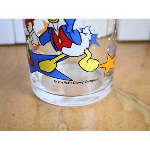 他の写真2: 昭和レトロ ファンタ ディズニー不思議グラス ドナルド&デイジー