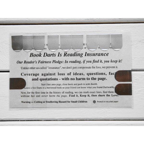 画像5: BOOK DARTS ブックダーツ