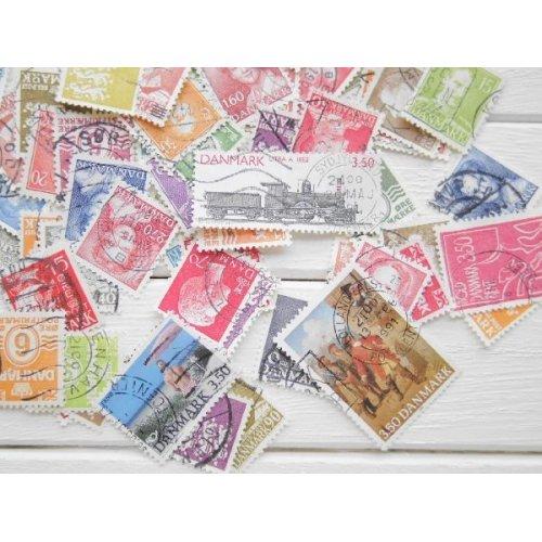 他の写真2: デンマーク切手20枚入りパケット