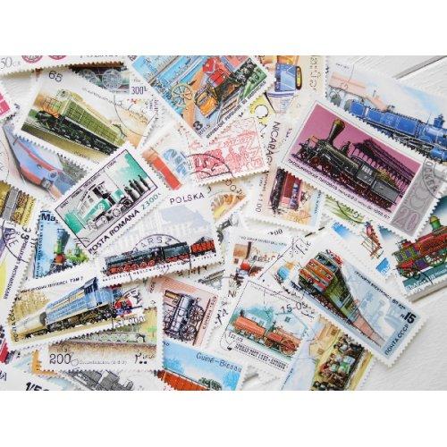 他の写真3: 鉄道切手20枚入りパケット