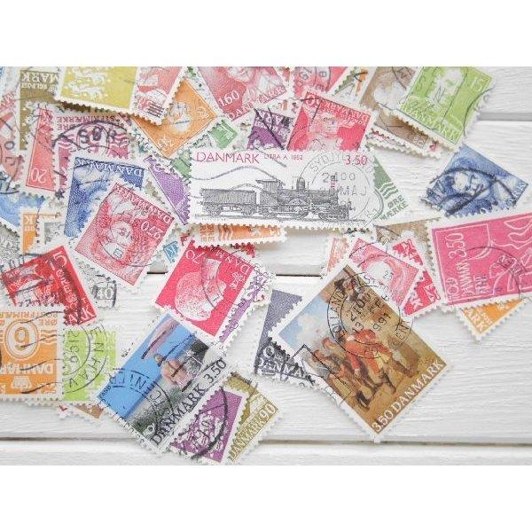 画像2: デンマーク切手20枚入りパケット