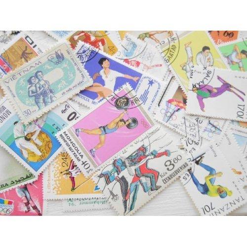 他の写真2: オリンピック切手20枚入りパケット