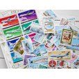 画像2: 飛行機切手20枚入りパケット  (2)
