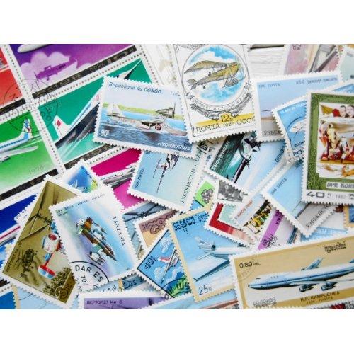 他の写真2: 飛行機切手20枚入りパケット