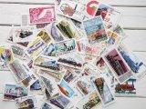 鉄道切手20枚入りパケット