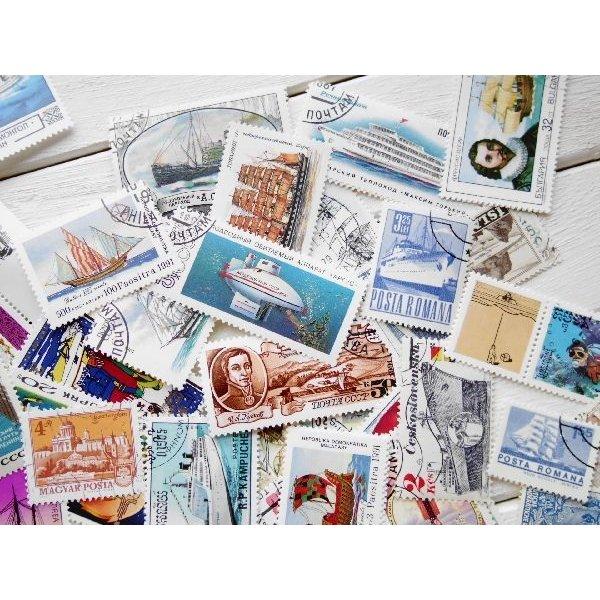 画像5: 船切手20枚入りパケット
