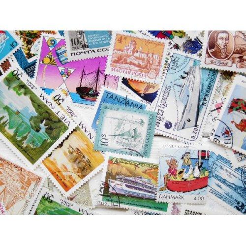 他の写真1: 船切手20枚入りパケット