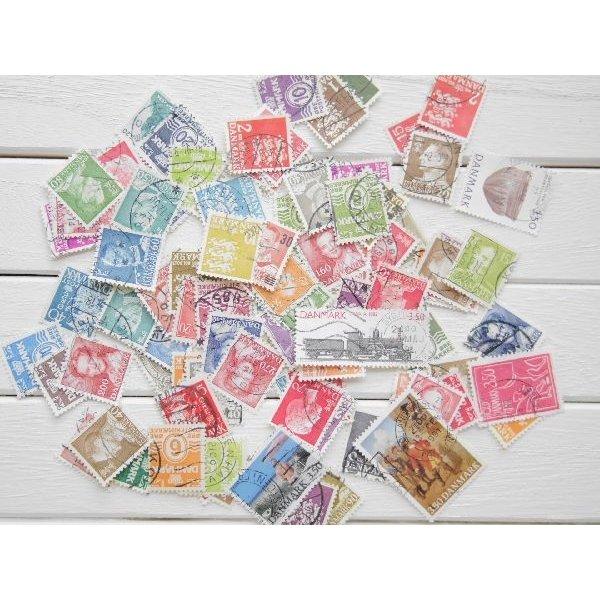 画像1: デンマーク切手20枚入りパケット