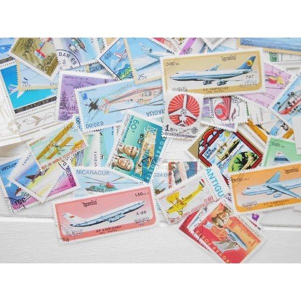 画像3: 飛行機切手20枚入りパケット