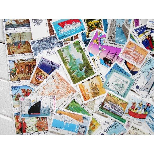 画像3: 船切手20枚入りパケット
