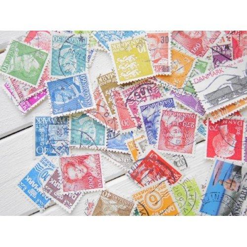 他の写真3: デンマーク切手20枚入りパケット