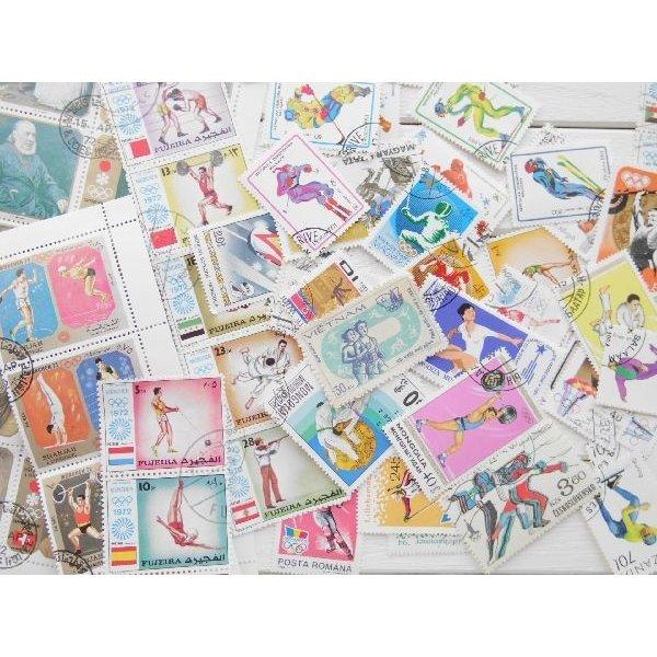 画像1: オリンピック切手20枚入りパケット