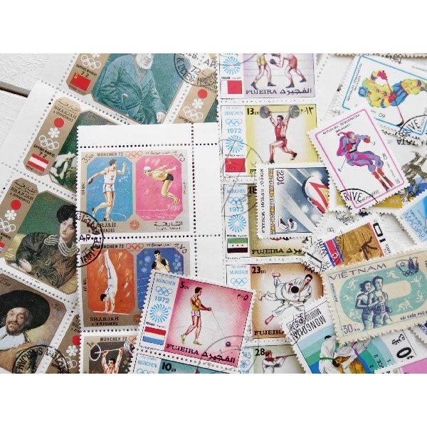 画像3: オリンピック切手20枚入りパケット