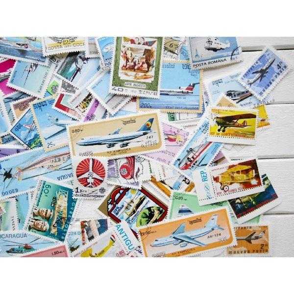 画像4: 飛行機切手20枚入りパケット