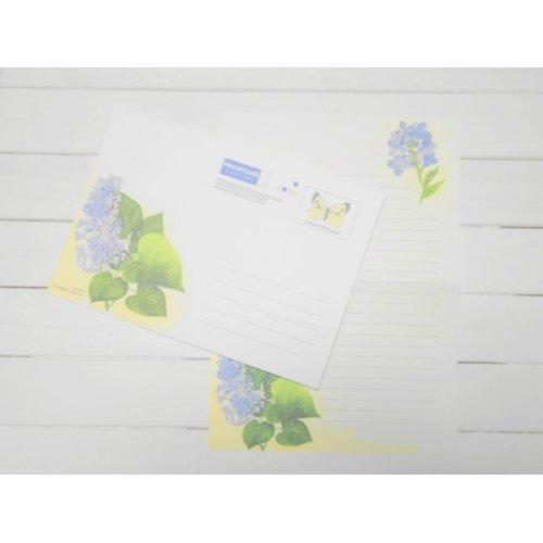 他の写真1: フィンランド バイカウツギ封筒(便箋付)