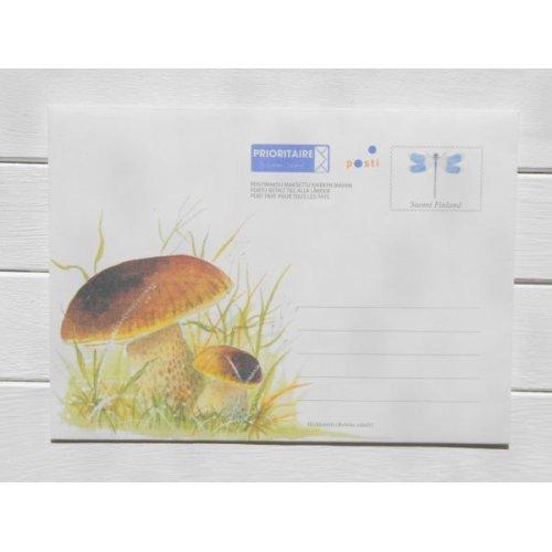 他の写真2: フィンランド ヤマドリタケ封筒(便箋付)