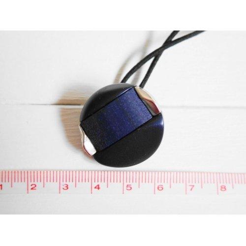 他の写真3: レトロボタンのヘアゴム