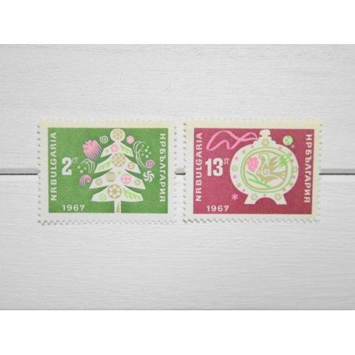 他の写真1: ★再入荷★ブルガリアの切手:新年'1967