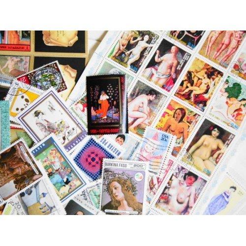 他の写真3: 絵画切手20枚入りパケット