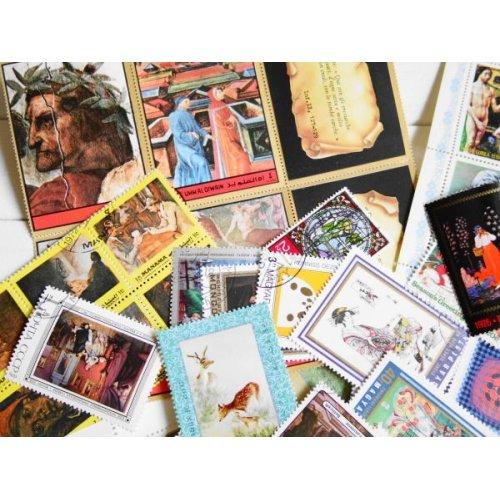 他の写真2: 絵画切手20枚入りパケット