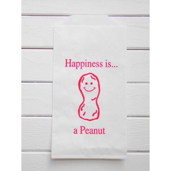画像3: アメリカ ピーナッツ柄紙袋