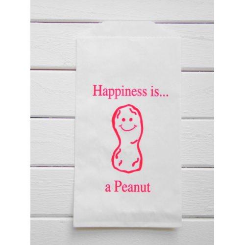 他の写真2: アメリカ ピーナッツ柄紙袋