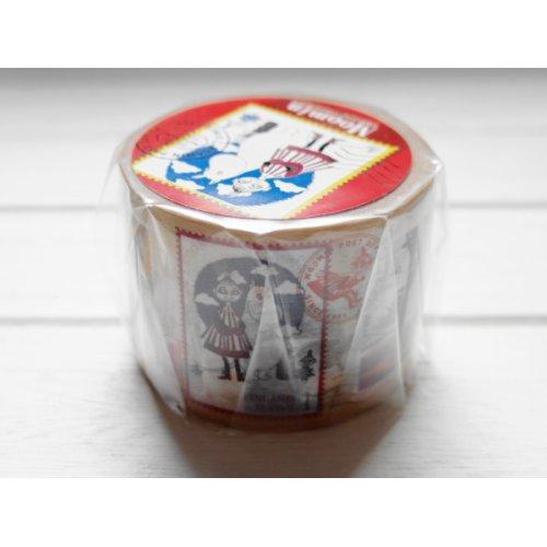 他の写真2: ムーミンマスキングテープ 切手シリーズ それからどうなるの?