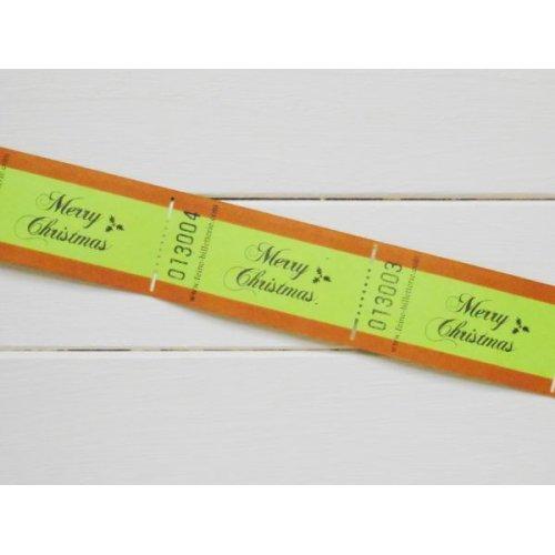 他の写真2: ドイツのチケット (MERRY CHRISTMAS)5枚