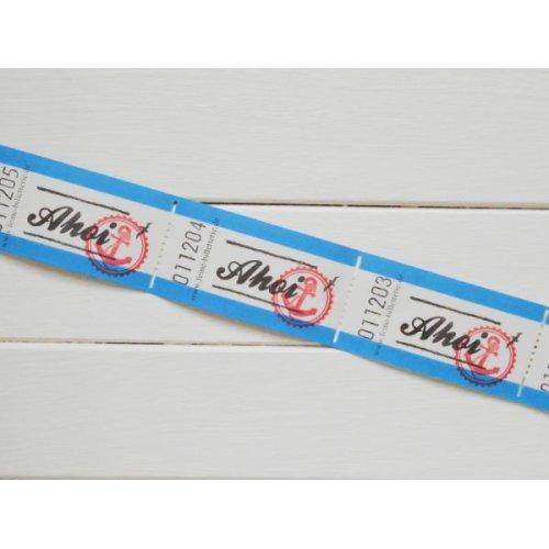 他の写真2: ドイツのチケット (AHOI/やあ!)5枚