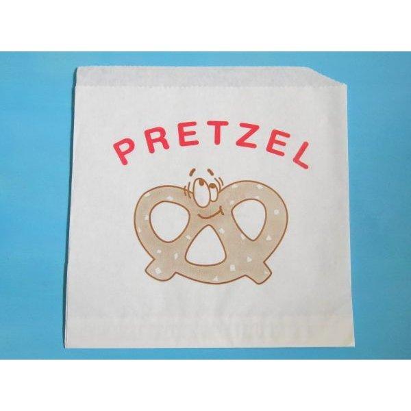 画像2: アメリカ プレッツェルの袋