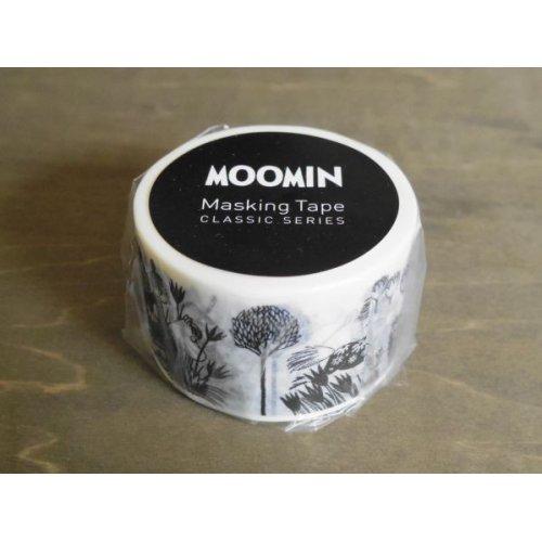 他の写真1: ムーミンマスキングテープ クラシックシリーズ ボタニカル