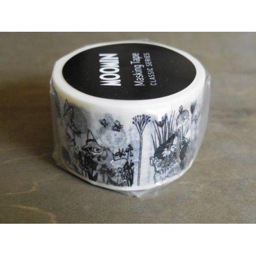 他の写真3: ムーミンマスキングテープ クラシックシリーズ ボタニカル