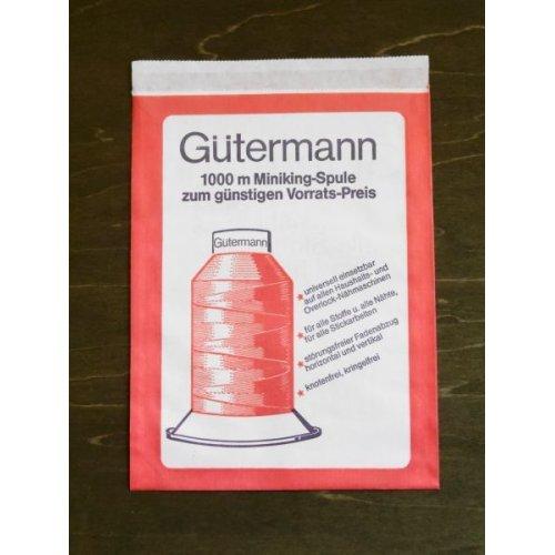 他の写真2: 東ドイツ ヴィンテージ 手芸店の紙袋 赤