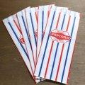 アメリカ ポップコーン袋 Hot&Tasty 5枚セット